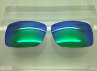Electric Knoxville Green Mirror Non-Polarized Lenses (lenses are sold in pairs)