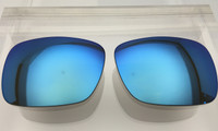 Custom VZ Elmore Grey with Blue Mirror Polarized Lenses (lenses are sold in pairs)