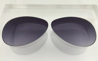 Custom Ralph RA 4004 Grey Gradient Gradient Lens Pair