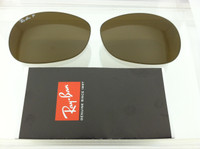 Authentic  Rayban RB 4061 Brown Glass Polarized Lenses