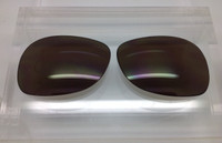 Custom Prada SPR 59L  Size 63 Brown Polarized Lenses (lenses are sold in pairs)