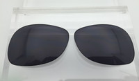 Custom Prada SPR 59L size 63[] Black NON Polarized Lenses (lenses are sold in pairs)