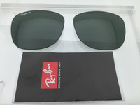 Authentic Rayban 2140 Original Wayfarer Glass G-15 Green Polarized Lenses SIZE 54