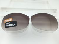 Authentic SPY Farrah  Non-Polar Brown Gradient Lens Pair