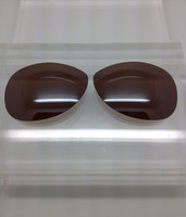 Custom Prada SPR52G Brown Polarized Lens Pair