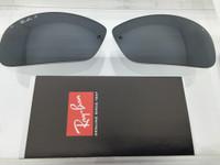 Authentic RayBan RB 3183 Grey Polarized Lenses