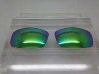 VZ Snark Green Mirror Polarized Lenses (lenses are sold in pairs)