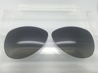 Custom Coach Kristina HC 7003 Grey Gradient Polarized Lenses