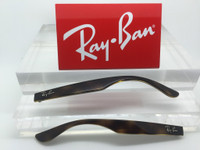 Authentic Rayban RB RJ 9052S Tortoise Replacement Temples