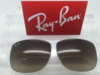 Authentic Rayban RB 3533 Brown Gradient Non-Polarized Lenses