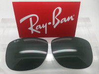 Authentic Rayban RB 3533 G-15 Green Non-Polarized Lenses