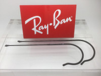 Authentic Rayban Aviator Black Replacement Cable Temples RB 3025,3026, 3029, 3030 or 3460