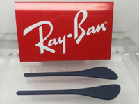 Authentic Rayban RB 4171 ERIKA OR 4187 CHRIS  Blue Replacement Temple Tips / Ear Socks
