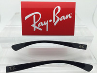 Authentic Rayban RB 3379 Black Replacement Temples