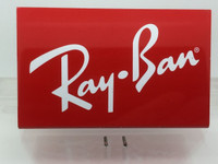 AUTHENTIC REPLACEMENT RAY-BAN RB 4147 TEMPLE/HINGE SCREWS PAIR NEW GENUINE