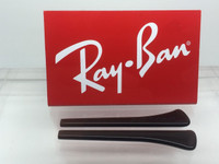 Authentic Rayban Ear Socks/ Temple Tips for  RB 3449 Brown
