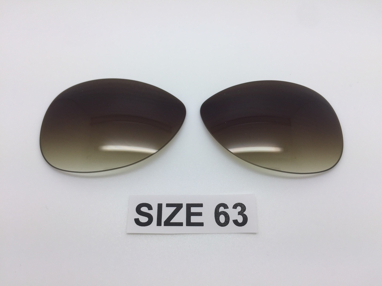bf5add5f644 Custom Rayban RB 3386   3293 SIZE 63 Brown Gradient Non Polarized ...