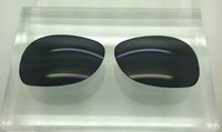 Custom Rayban RB 3267 Size 64 Custom Made Black/Grey NON Polarized Lenses (lenses are sold in pairs)