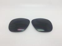 Aftermarket Prada SPR 52P Black/Grey non polarized Replacement Lenses