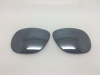 Aftermarket Prada SPR 52P Silver Mirror Polarized Replacement Lenses (with backside anti-reflective coating)