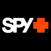 Authentic SPY CONVOY Happy Polarized Grey/Green Lens Pair