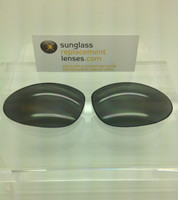 Authentic Wiley X Sleek Grey with Silver Flash Mirror Lenses