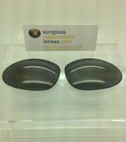 Authentic Wiley X  OMEGA G-15 Polarized Lenses w/ Silver Mirror