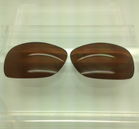 Authentic Electric Tech One Brown Non-Polarized Lenses