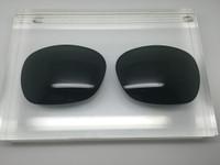 FOR NICOLE / FRANK  Custom Black Polarized Lenses Pair for Burberry 3053 SENDING IN FRAMES
