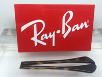 Authentic Rayban Ear Socks/ Temple Tips for  RB 3429 Tortoise w/ Pointed End