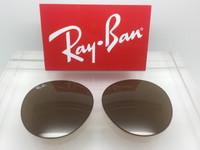 Rayban RB 2447  Authentic Brown Non-Polarized SIZE 49 Glass Lenses
