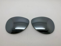 Oakley Tie Breaker Aftermarket Silver Mirror Polarized Lenses (lenses are sold in pairs)