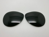 Oakley Tie Breaker Aftermarket Black/grey  Polarized Lenses (lenses are sold in pairs)