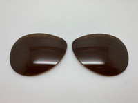 Oakley Tie Breaker Aftermarket Brown/Amber Polarized Lenses (lenses are sold in pairs)