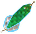 SR8-105 SpinRay 8 Flasher UV Blade with Green Tape