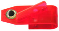 4001 Rotary Salmon Killer Head - Red 3 Pack