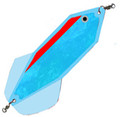 SR10-770 SpinRay 10 Flasher Moonbeam w/ Red Stripe