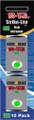 SL10-100G Strike-Lite LED Lights (Green - 10 pk)