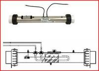 Vita Spa 4.5KW Flo-Thru Heater 240v 411104