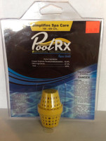 Pool RX Spa Unit contains a proprietary blend of minerals that continuously and effectively eliminate algae.