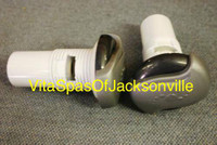 AIR CONTROL, WAVE HANDLE, VALVE BODY W/CAP, W/GASKET