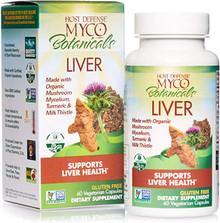 Liver by Host Defense 60 veggie caps