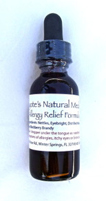 Allergy Relief Formula 2 ounce bottle