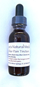 After Birth Pain Tincture 2oz
