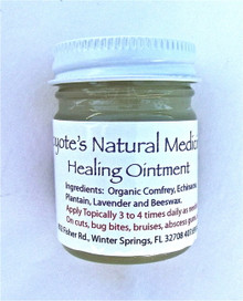 Healing Ointment - The Best Boo Boo Cream Ever