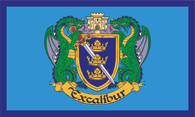 3' x 5' Flag with Excalibur Logo
