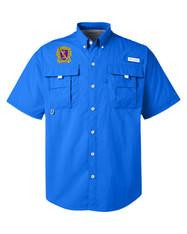 Embroidered Columbia Fishing Shirt - Men's