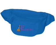 Embroidered Fannypack
