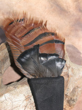 Native American Made Feather Fan