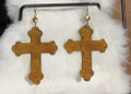 Cross Earrings ER102